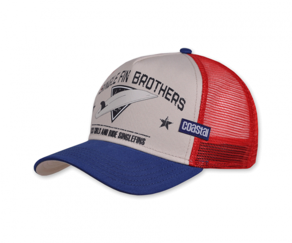 Trucker Cap HFT Single Fin Brothers