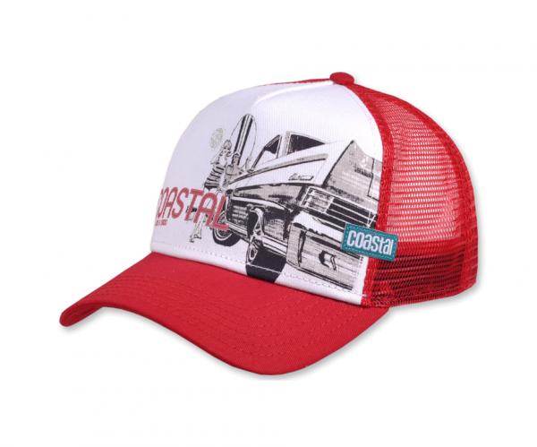 Trucker Cap HFT Surf & Cars & Chicks