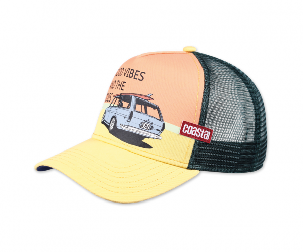 Trucker Cap HFT Vibes and Tides